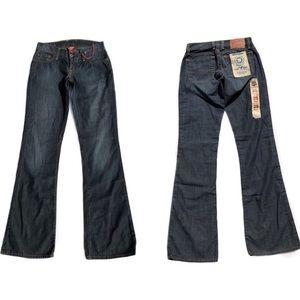 Lucky brand bootcut jeans•sz 25